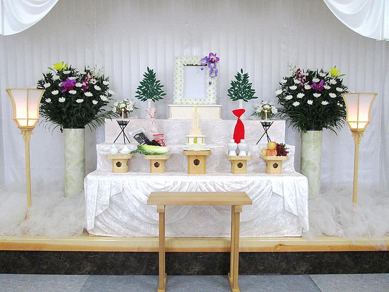 家族葬 | 鹿島セレモニー 鹿嶋市の葬儀、家族葬、供花